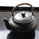 黒陶湯沸かしセット